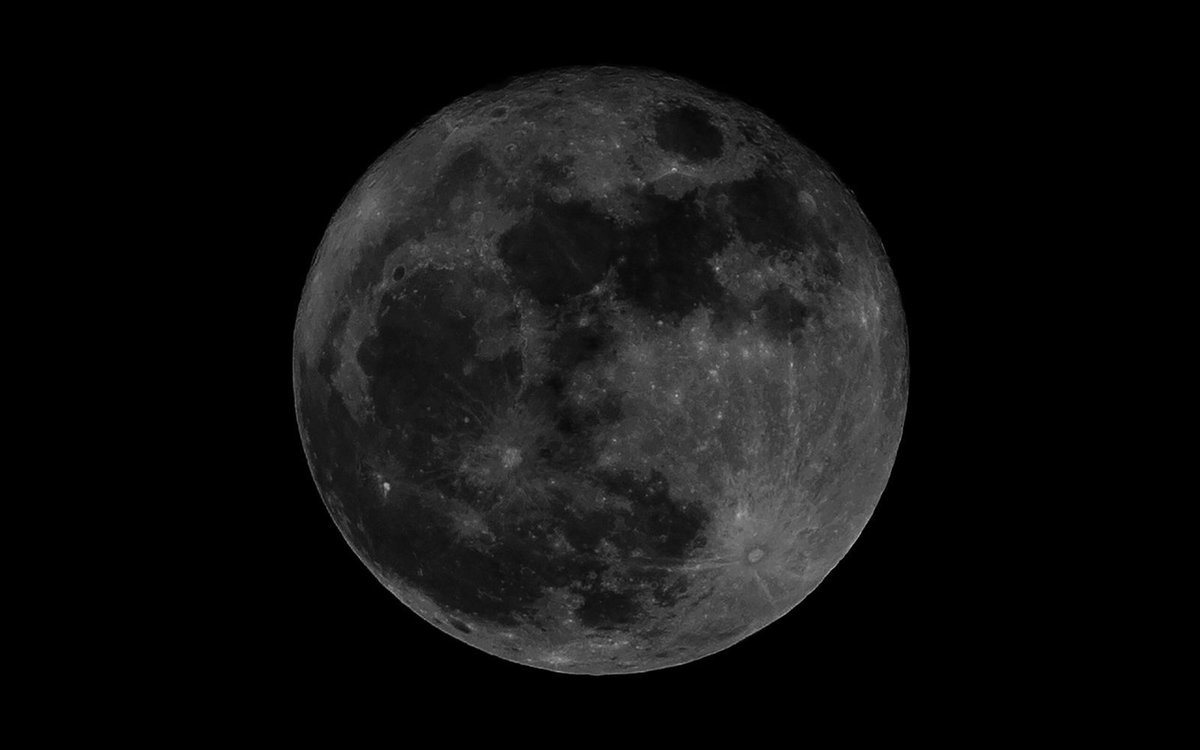Rare Black Moon makes for great stargazing Friday night