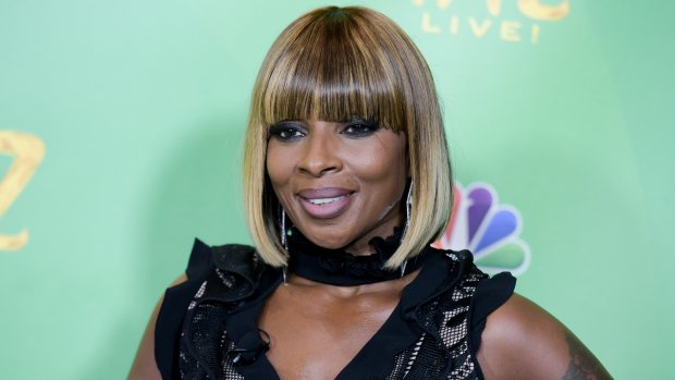 Mary J. Blige explains why she sang to Clinton during talk