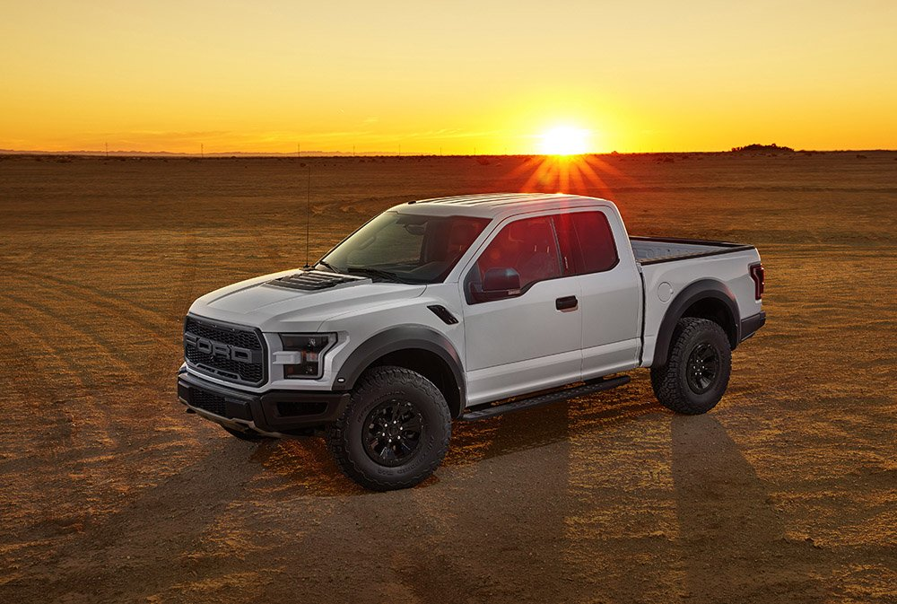 @Ford F-150 Raptor will get 450 hp, 510 lb-ft torque.