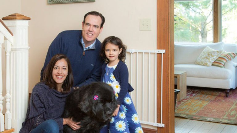 How 'This Old House' is helping an Arlington family preserve their historic home
