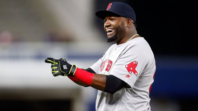 Here's your guide to Big Papi's final regular season weekend ThanksPapi