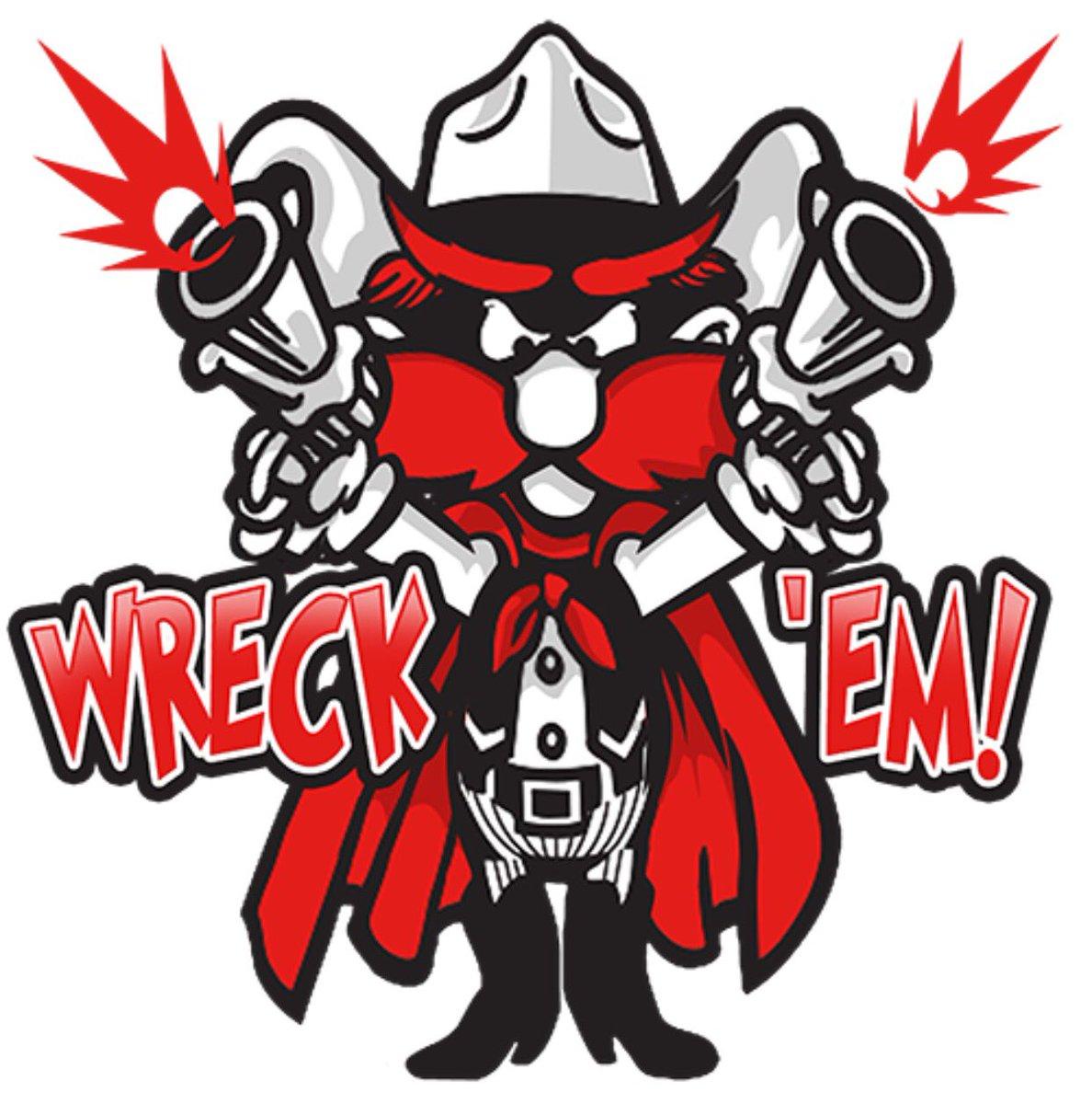 Texas tech mascot. Raider red on twitter