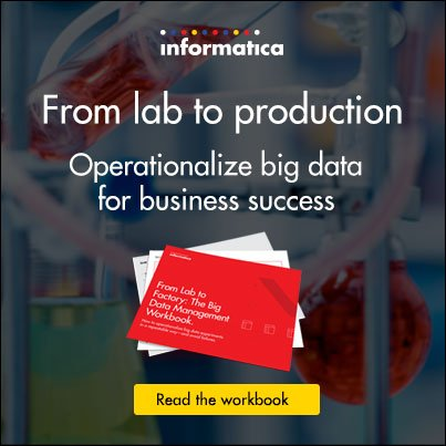 From Lab to Factory: The Big Data Management Workbook