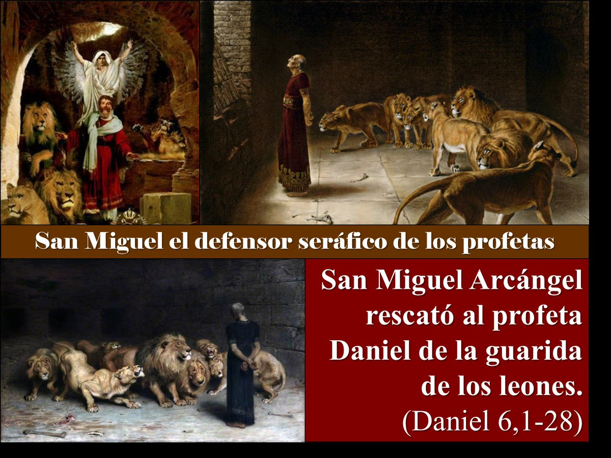 Famoso Daniel Y La Guarida De Los Leones Imagen - Ideas Para ...