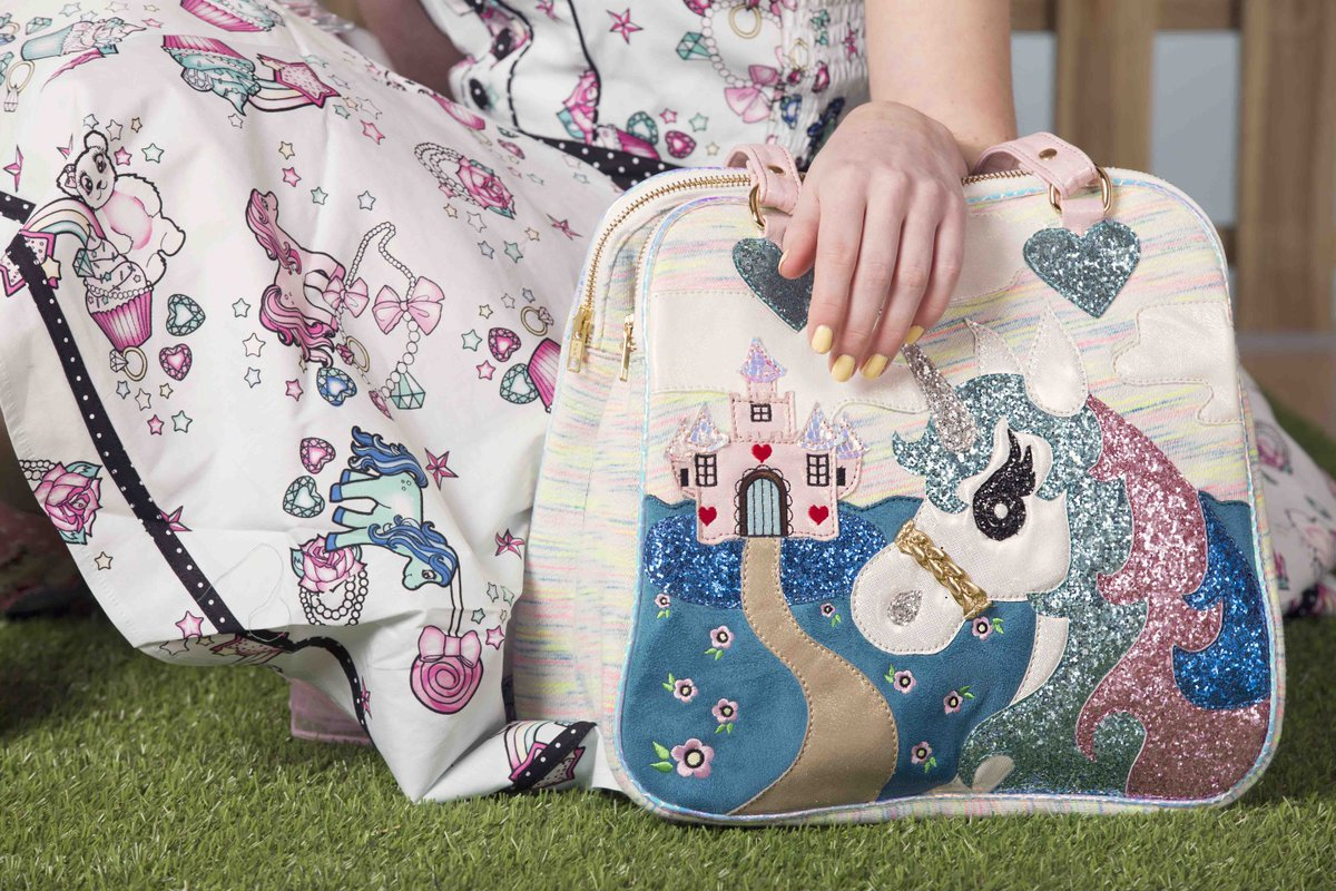 King Of The Castle Pouch Pink By Irregular Choice Irregular Choice mp2f1Kp02