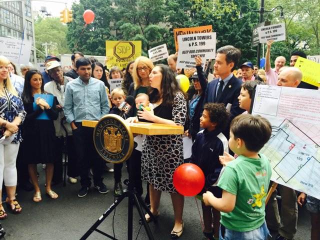 UWS Parents: We're Being 'Punished' In The Name of Diversity