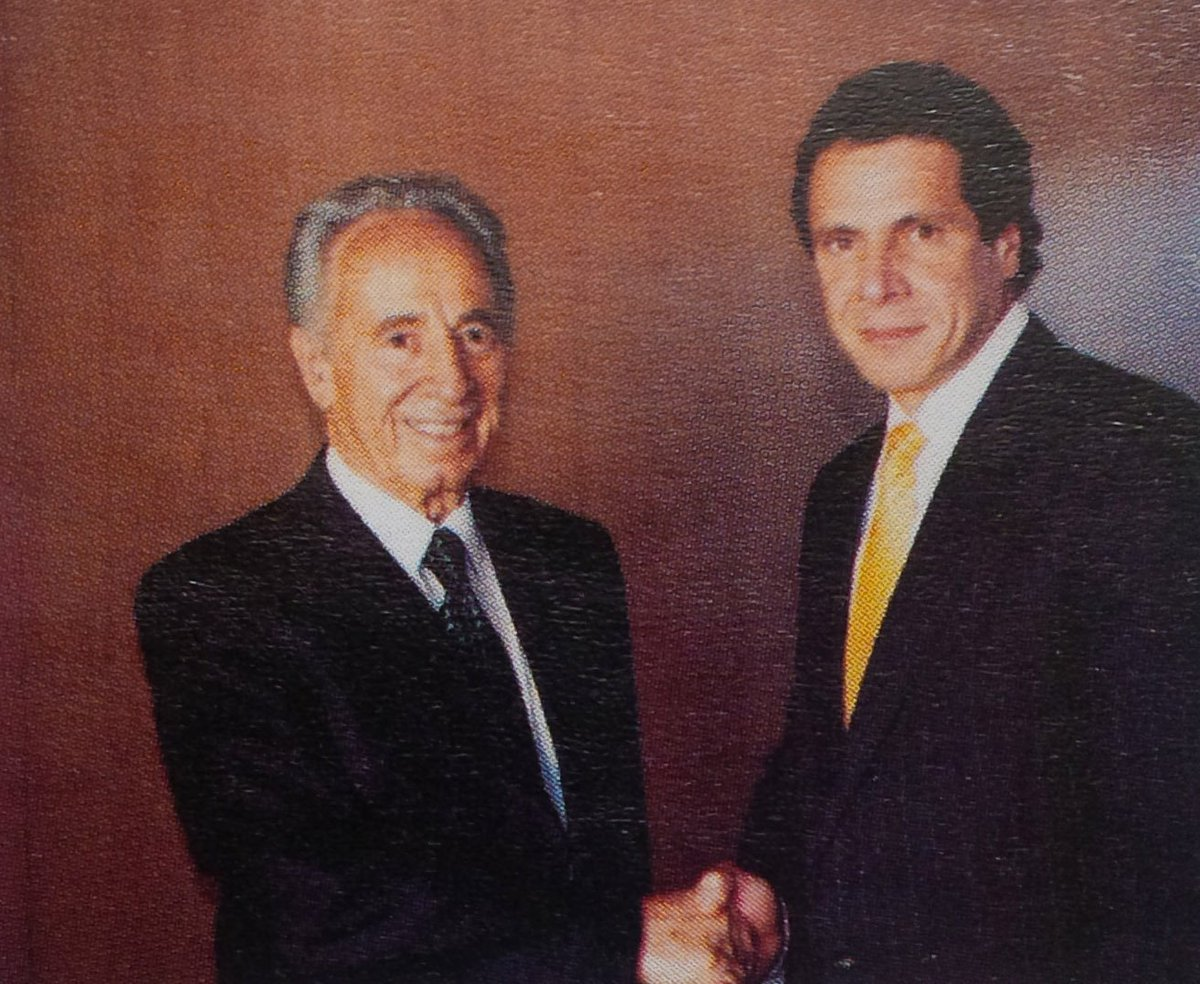 Andrew Cuomo On Twitter From My Days At Hud Former President Peres Was A Leader And A Statesman And An Especially Wonderful Friend To All Of Us Https T Co Yyxci7lvx2