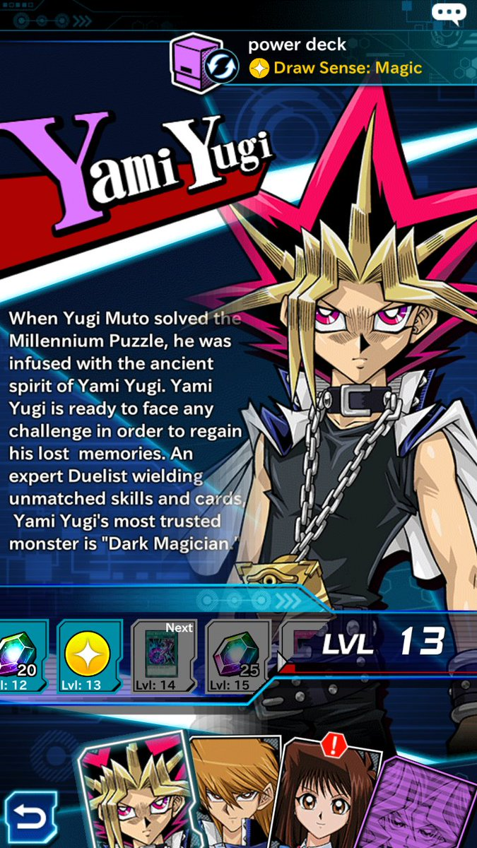 Konami On Twitter Yu Gi Oh Duel Links Includes Familiar Voices