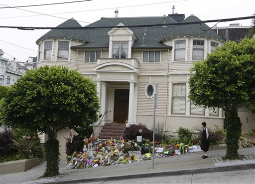 Iconic 'Mrs. Doubtfire' home in San Francisco on market for $4.5M