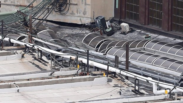 One dead, 74 injured after commuter trains slams into station in New Jersey
