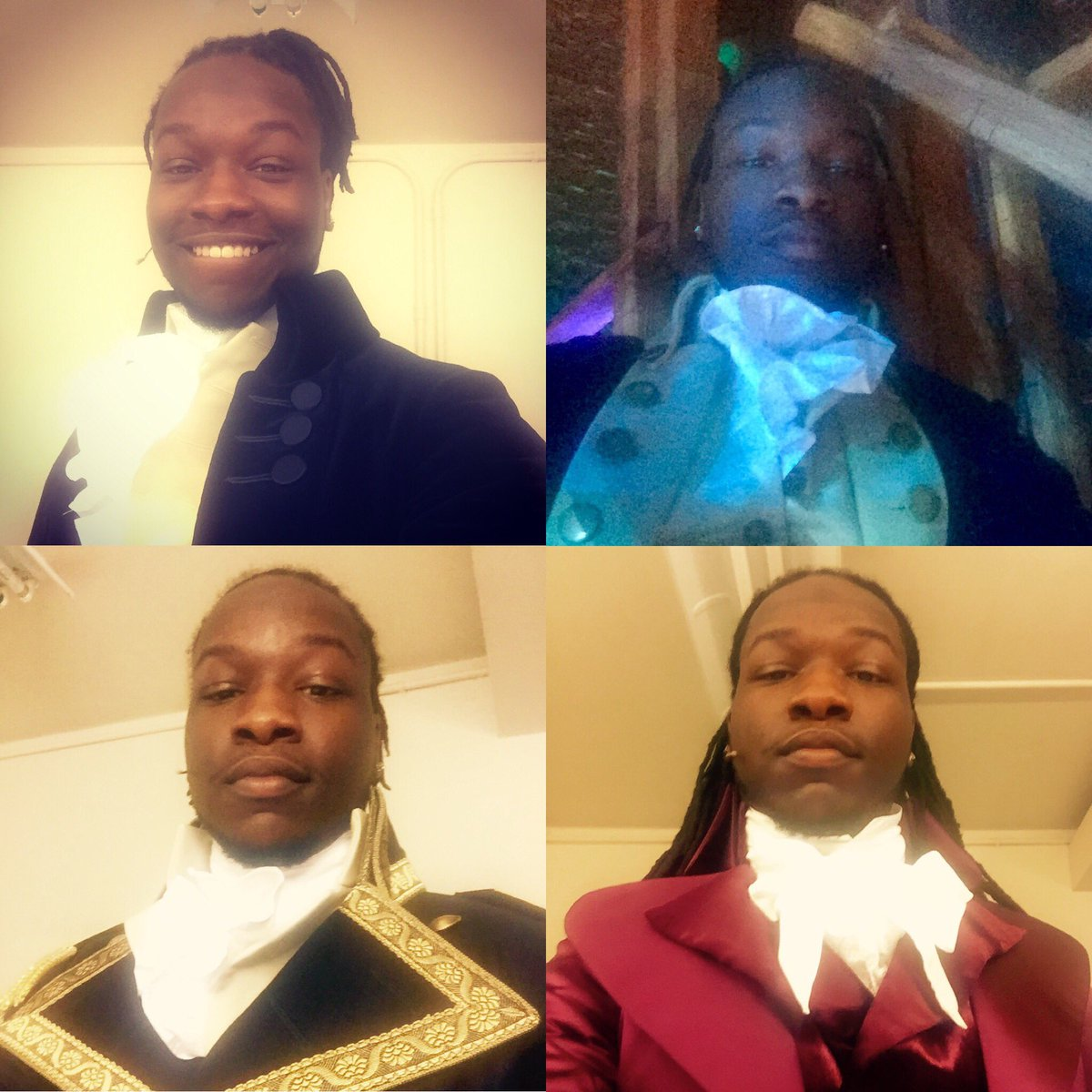 Chris Lee On Twitter Favorite Look Between Lafayette And Jefferson Go Hamilton Hamiltonchi Leefayefferson Icantdecide Implayingdressup Https T Co Zyaccrzx8f