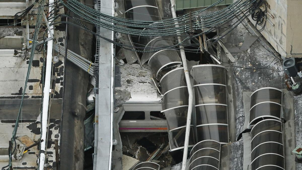 1 dead, 108 injured in NJ Transit crash in Hoboken, Gov. Christie says