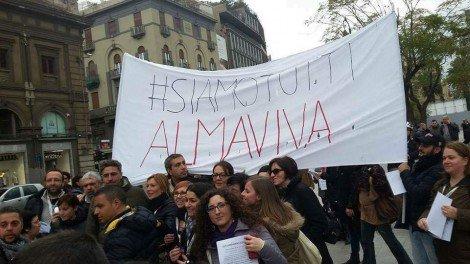 Almaviva, i lavoratori di Palermo lanciano attacco spam ai social ... - https://t.co/TqGvXwjZdN #blogsicilianotizie
