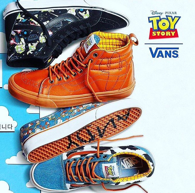 toy story vans argentina