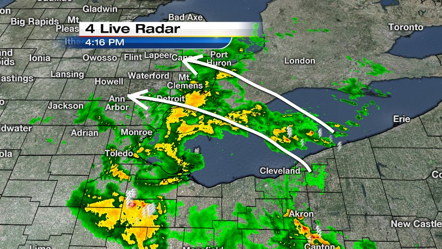 @tigers fans: we can't even consider trying to start a game until this batch of rain clears the area. Still waiting.