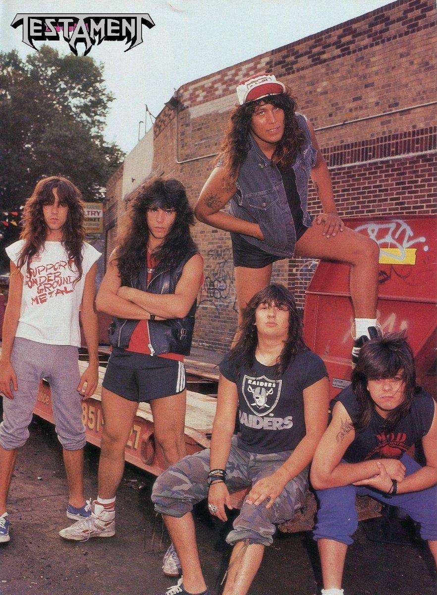 Metal bands thrash 80er Chapter 3