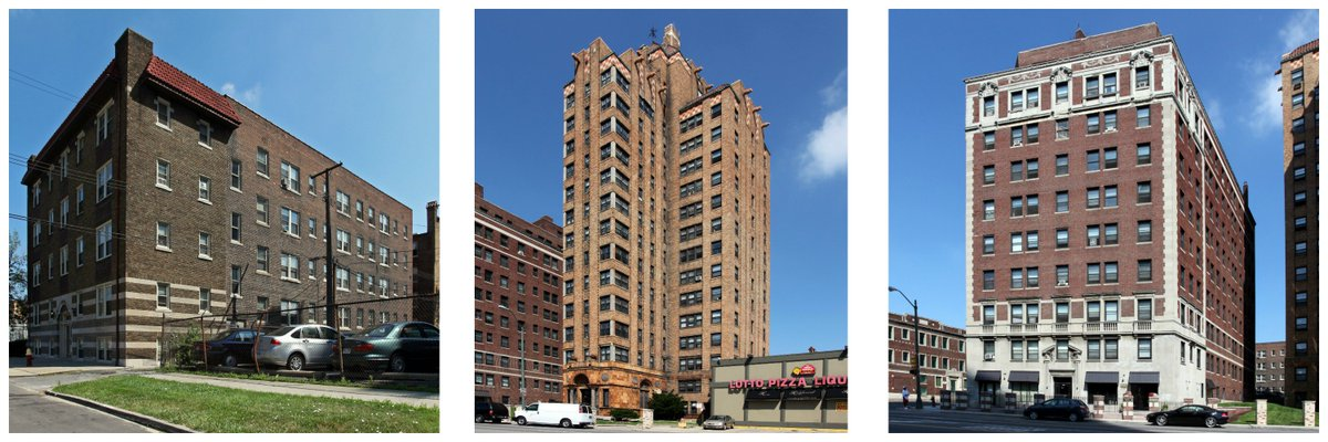 3 east riverfront apartment buildings to be auctioned in November Detroit