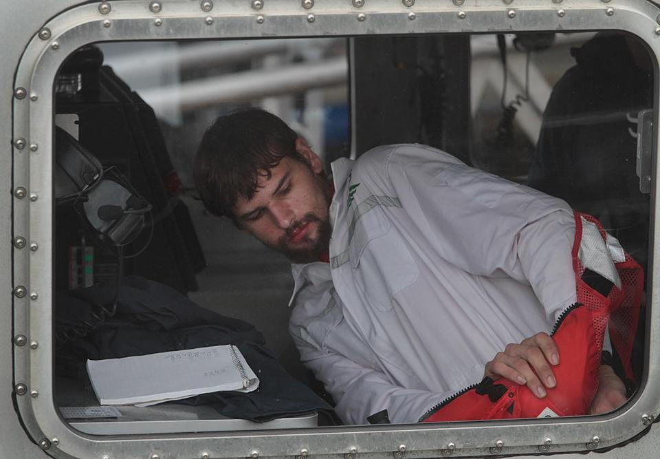 Feds now have some questions for man whose mother is presumed dead in boat sinking