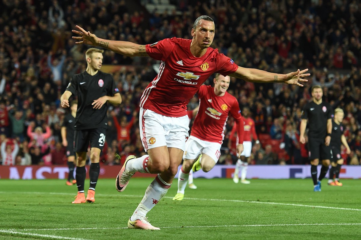 Video: Manchester United vs Zorya