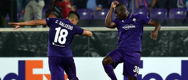 Risultati Europa League: : FIORENTINA-Qarabag 5-1 Tabellino Gol Highlights.