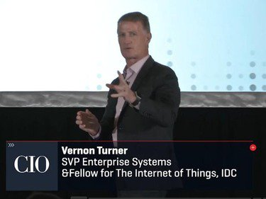 If you're not planning for IoT, you're already behind