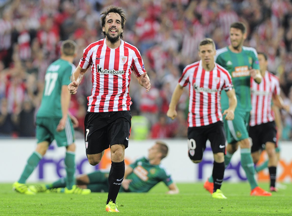 Video: Athletic Bilbao vs Rapid Wien