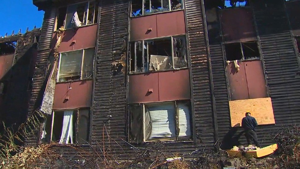 No cause found in West Seattle fire >>