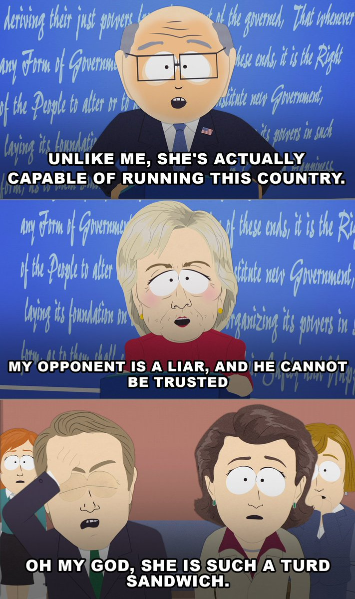 south park on twitter watch the all new episode the damned at