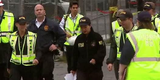 NTSB is giving a press conference now on the Hoboken train crash. Watch live