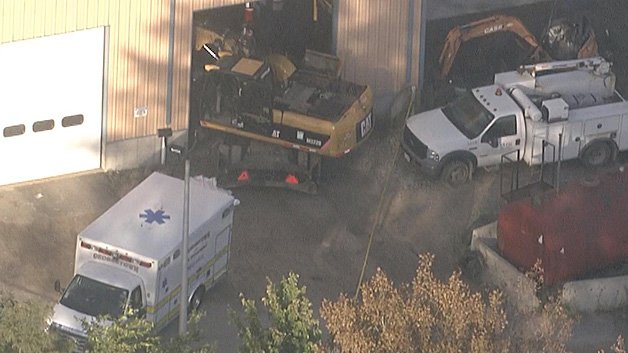 DA: 1 person dead in workplace accident at Georgetown construction company