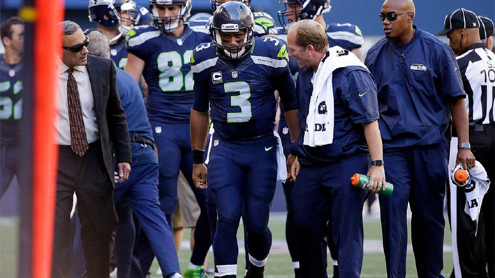 'No doubt' Russell Wilson starts for Seahawks vs. Jets -