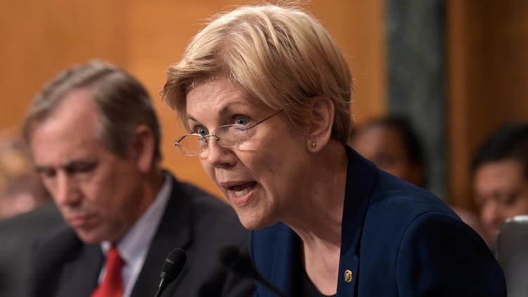 Feds are wrongly sending debt collectors after ex-Corinthian students, Elizabeth Warren says