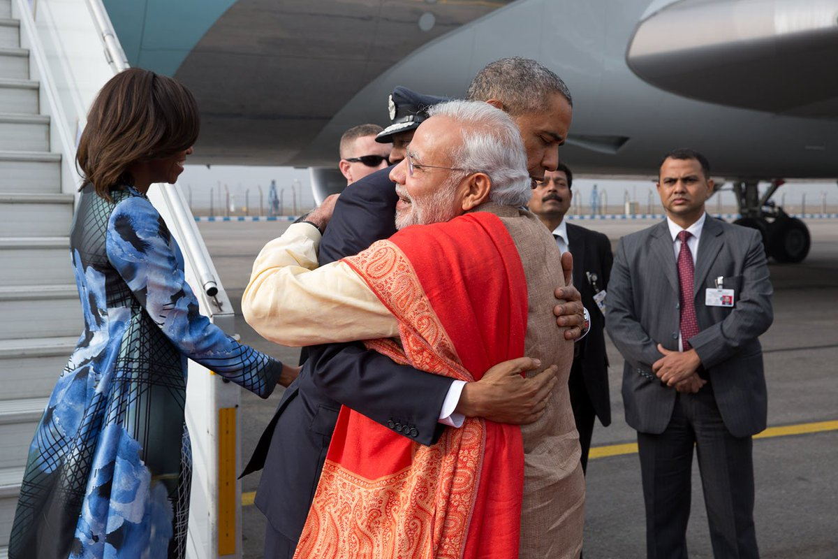 Happy #USIndiaDosti Day! Today, September 30, marks the third annual 'U.S.-India Partnership Day. https://t.co/WUbwpGjtYW