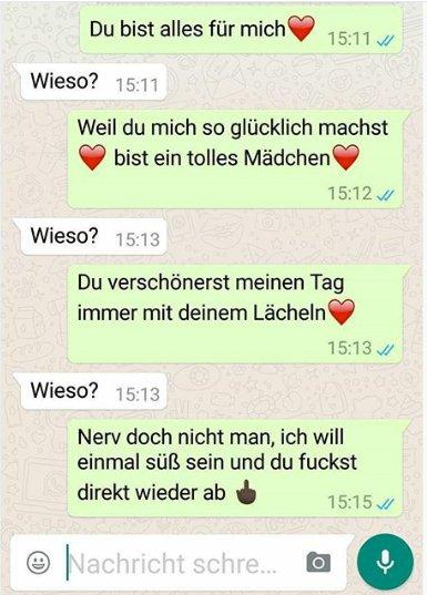 Süße Whatsapp Nachrichten Für Mädchen Süße Romantische