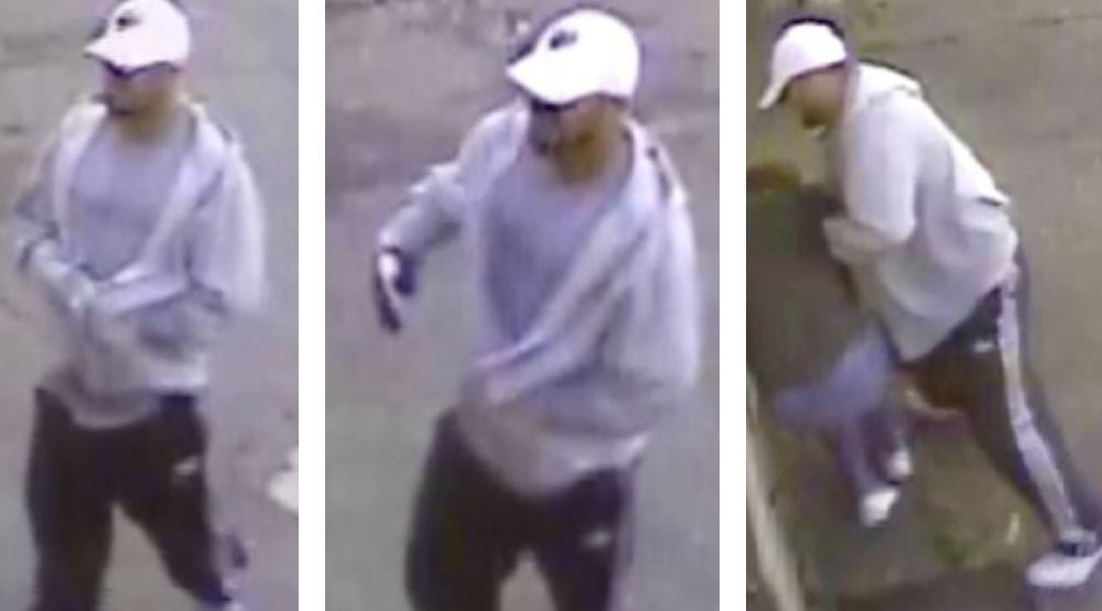 Vancouver Police asking public's help to identify assault suspect