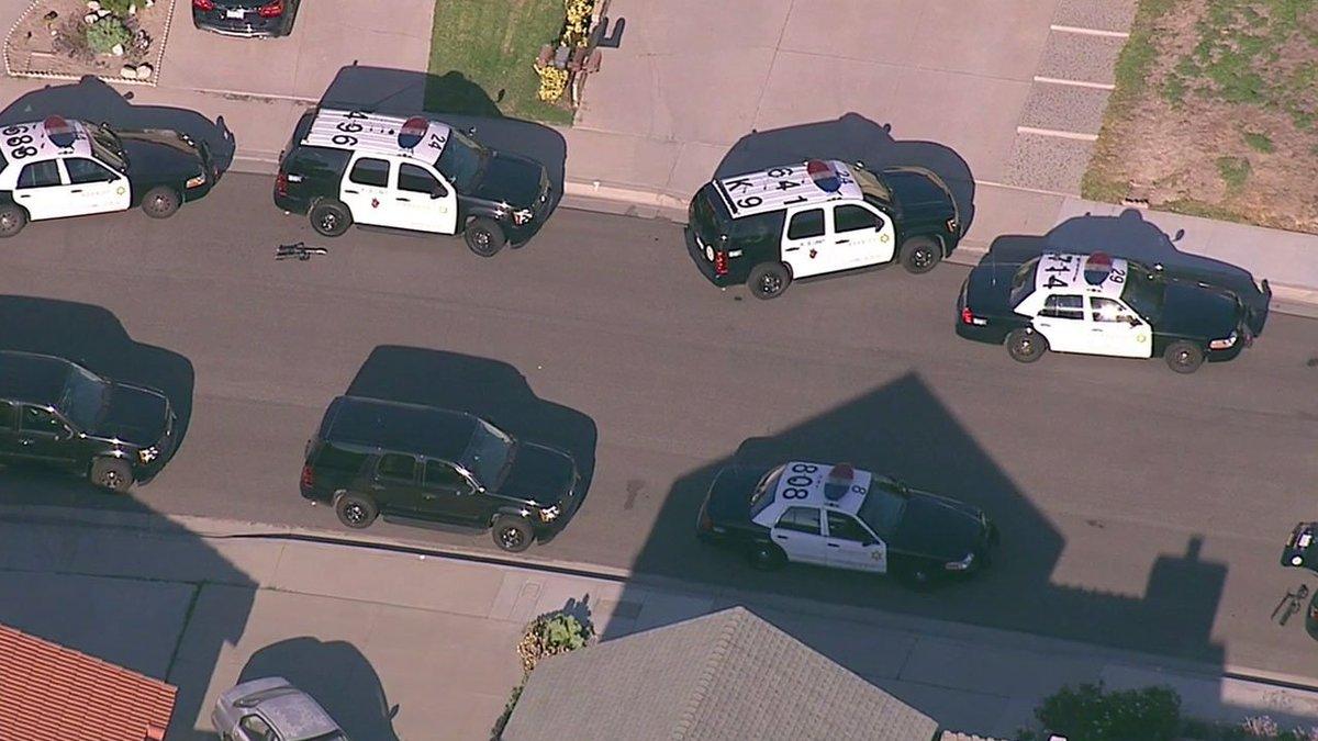 2 bodies found in Walnut home after standoff