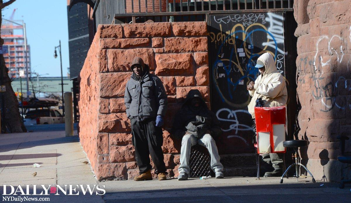 New York City's homeless shelter population hits record high as it nears 60,000