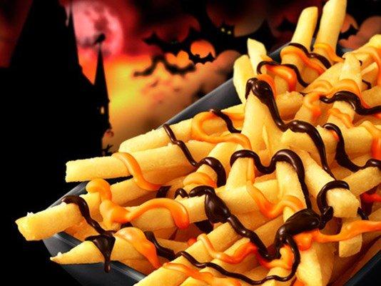 McDonald's is testing pumpkin spice fries in Japan