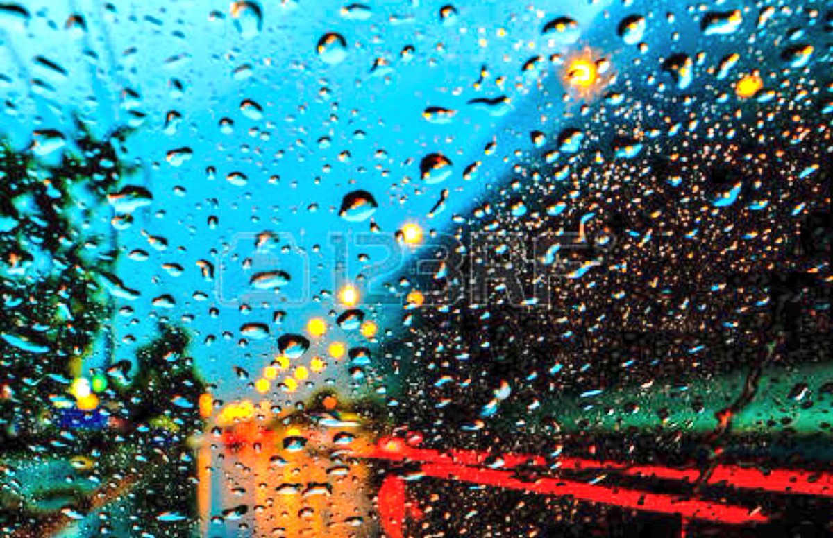 Today's high is only 62. Rain scattered throughout the day but not as heavy as yesterday, says @LoriPinsonFOX2