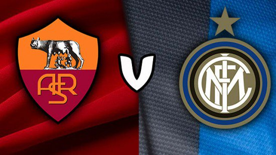 ROMA INTER Streaming GRATIS Rojadirecta, vedere Video Diretta TV con Tablet PC iPhone posticipo oggi 2/10/2016.