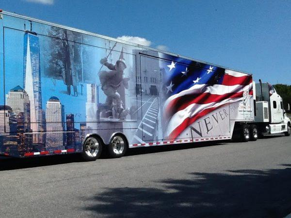 9/11 exhibit to visit Stoneham for fire station centennial
