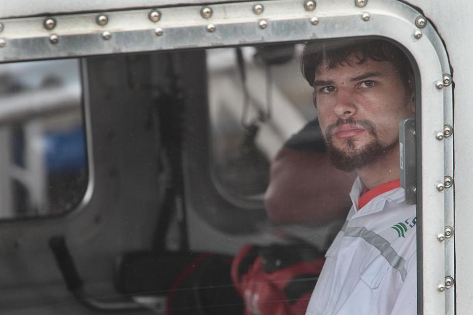 Before loss at sea, boater's family clashed over money.