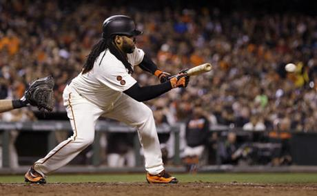 Cueto wins 18th to keep Giants in thick of wild card race.