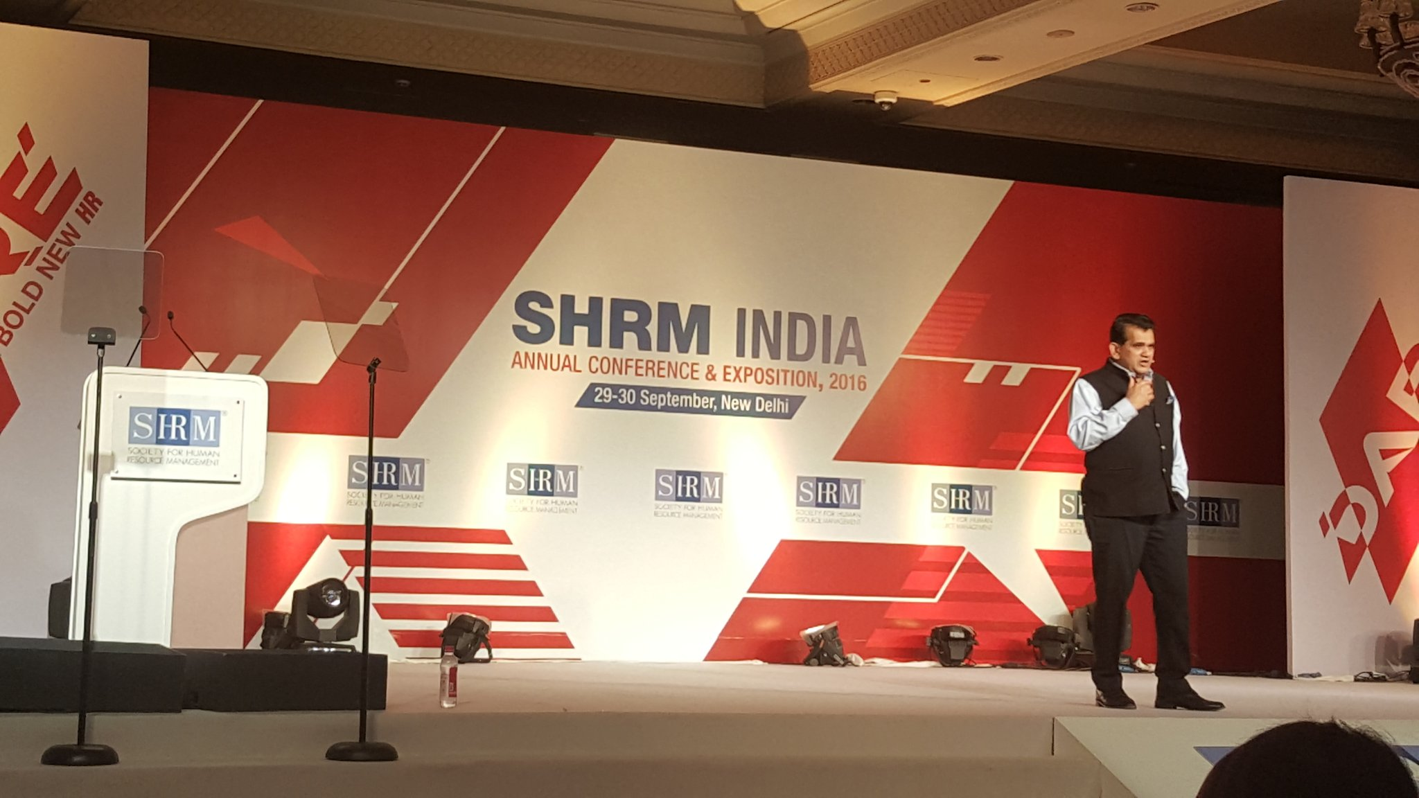 Insights on India's transformation with Amitabh Kant #shrmi16 @SHRMindia https://t.co/wwpnOPifRC