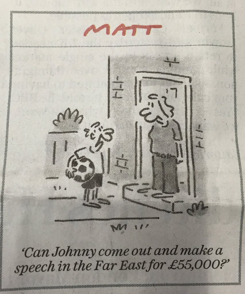 As always. Matt has it spot on @Telegraph #football4sale https://t.co/FmCELgkadG
