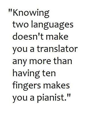 Happy International Translation Day! Fact: Translators are crucial for global understanding. #xl8day https://t.co/iO6rH5NkmR
