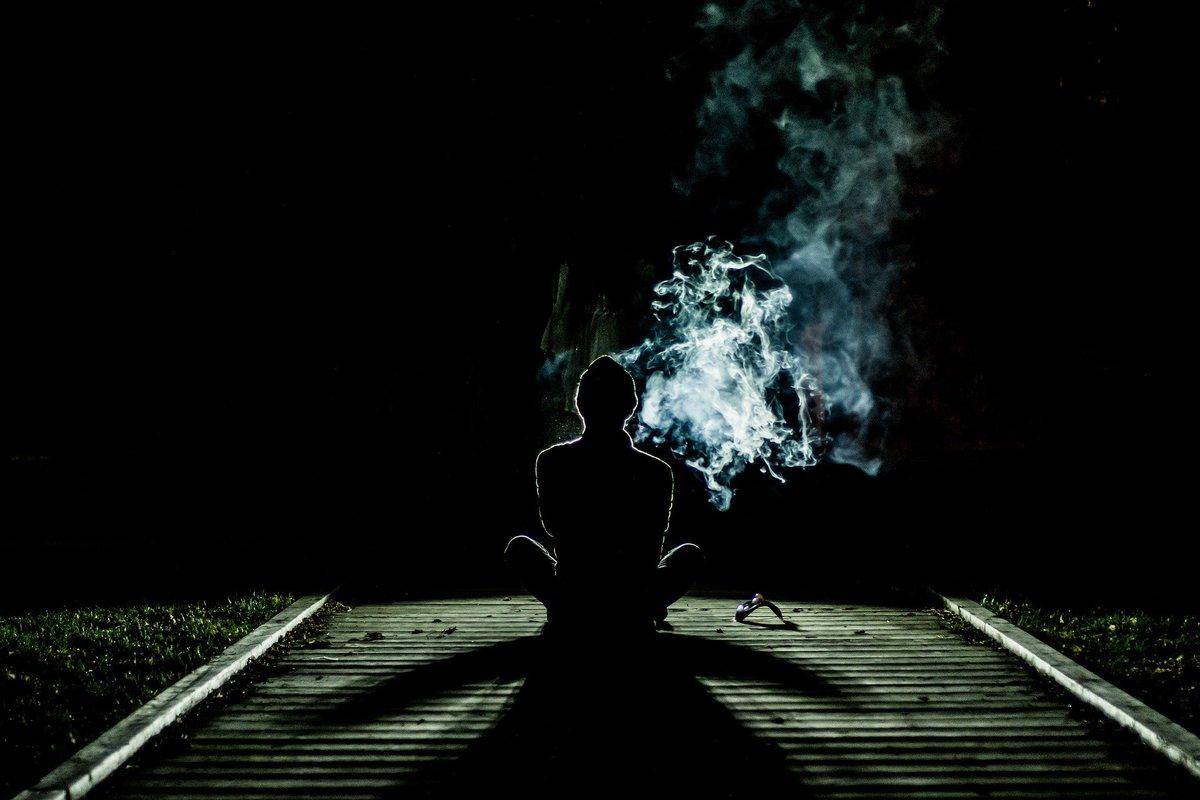 Hd Wallpapers On Twitter Man Smoke Smoking Black Sad