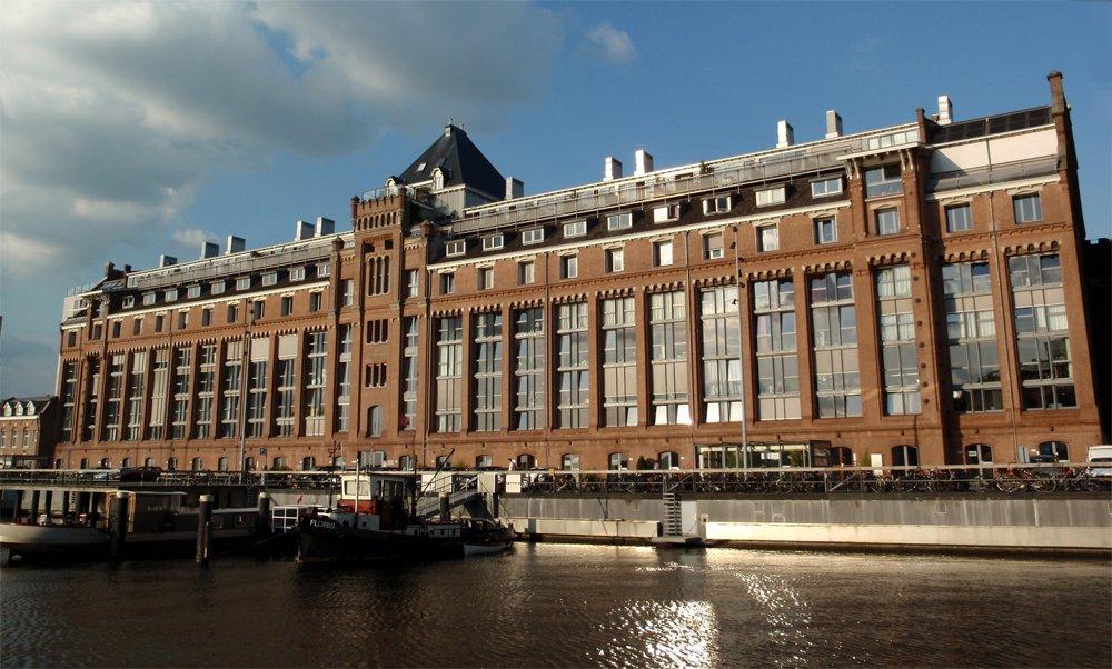 complex De Stenen Silo in Amsterdam