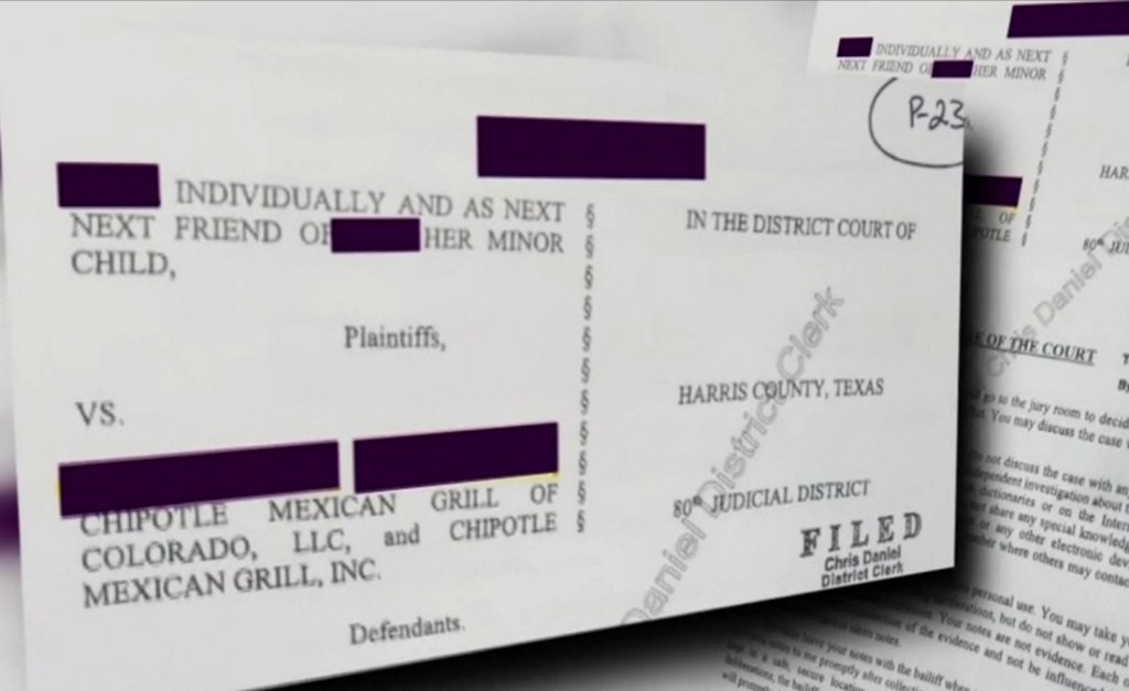 Chipotle to pay Texas teen $7.6M for 'outrageous' sexual assault