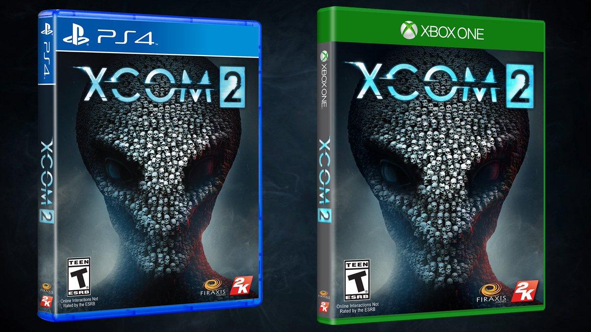 XCOM2 на PS4 и XBOX